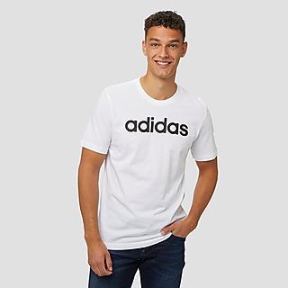 adidas shirt zwart wit