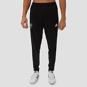 Joggingbroek Dames Met Rits.Adidas Marokko Trainingsbroek Zwart Heren