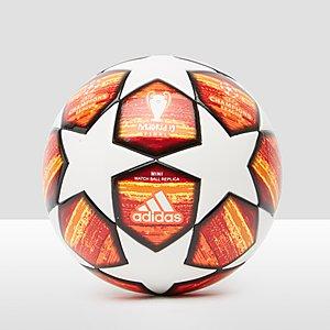 076a7e06a24 ADIDAS UEFA CHAMPIONS LEAGUE FINALE 19 MADRID MINI VOETBAL ROOD/WIT
