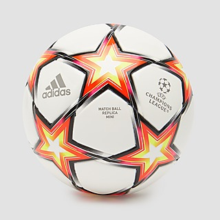 ADIDAS UEFA CHAMPIONS LEAGUE MINI VOETBAL ZWART