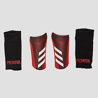 adidas PREDATOR Scheenbeschermers Training Zwart Rood