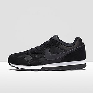 the latest e119d 60ee3 NIKE MD RUNNER 2 SNEAKERS ZWART WIT DAMES