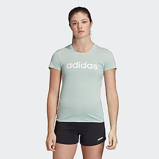 ADIDAS Fitnessshirts Dames   Aktiesport
