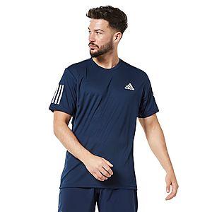feb7fea7 adidas 3-Stripes Club Men's Tennis T-Shirt