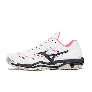 23984f635cb8a Mizuno Wave Stealth V Women's Netball Shoes ...