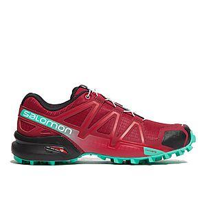 timeless design b8550 61907 Salomon Speedcross 4 Women s Trail Running Shoes ...