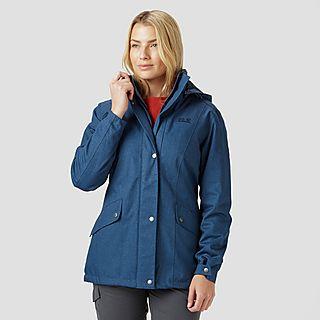 71f50455803 Jack Wolfskin Park Avenue Women's Jacket