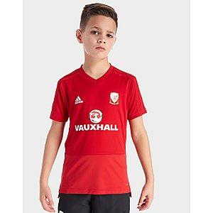 3d7dfbc58506 adidas FA Wales 2018 19 Training Shirt Junior