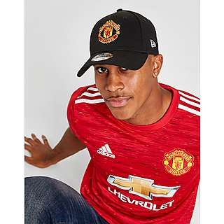 the latest d75bf d1c9f New Era 9FORTY Manchester United Adjustable Cap