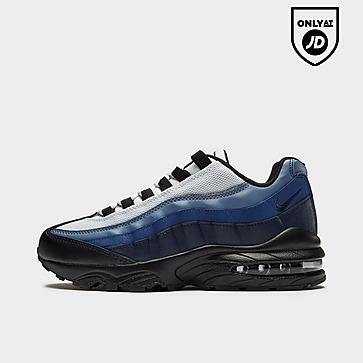 Nike Air Max 95 Junior Black Pink Blue Air 23 Air