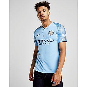 7f4a051f3 NIKE 2018/19 Manchester City FC Stadium Home Men's Football Shirt ...