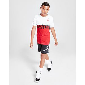 88173cf720b ... Jordan Colour Block T-Shirt Junior