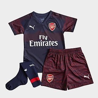 Puma Arsenal FC 2018/19 Away Kit Children