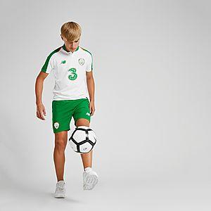 the latest 60650 0b714 New Balance Republic of Ireland 2018/19 Away Shorts Junior