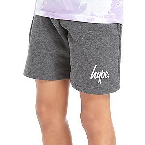 201d765c79 Hype Script Fleece Shorts Junior ...