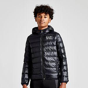 360848a5f Emporio Armani EA7 Core Down Jacket Junior