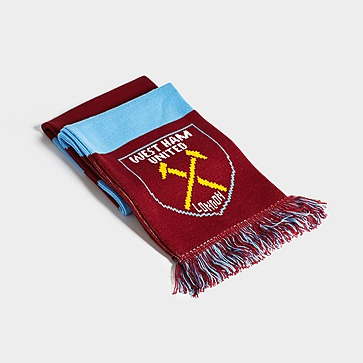 Official Team West Ham United FC Scarf