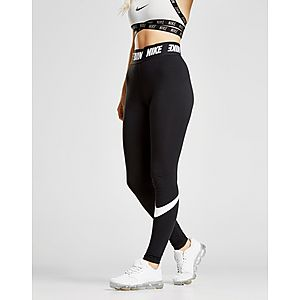 ca24a0049ca15 Nike High Waisted Swoosh Leggings Nike High Waisted Swoosh Leggings