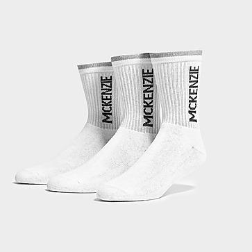 McKenzie 3 Pack Sports Socks Junior