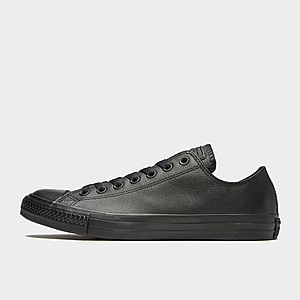 timeless design d0a4c 1f57c Converse Chuck Taylor All Star Ox Leather Mono