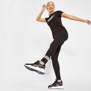 Ladies Puma Trainers & Socks   JD Sports