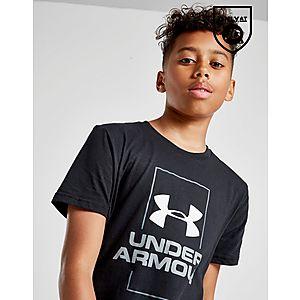 e7335d61a ... Under Armour Vertical Logo T-Shirt Junior