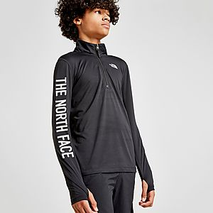 147d2fcd1 The North Face Reactor 1/4 Zip Top Junior