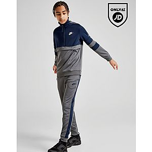 newest d2e3d 77fa3 Nike Air 1 4 Zip Tracksuit Junior ...