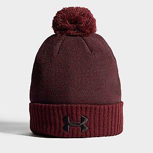 6a220169d Under Armour Logo Pom Beanie Hat