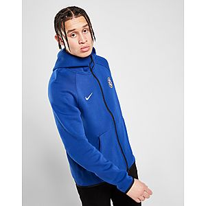 b9b726445 NIKE Chelsea FC Tech Fleece Men's Full-Zip Hoodie ...
