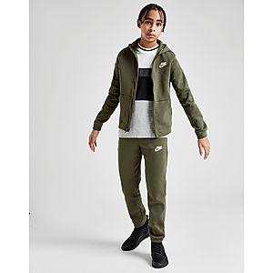516372f24b Nike Franchise Fleece Tracksuit Junior ...