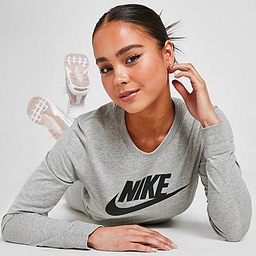 Nike Essential Futura Long Sleeve T-Shirt