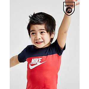dab40fc7e ... Nike Futura Colour Block T-Shirt/Shorts Set Infant