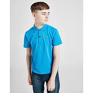afa341fd0 Lacoste Sport Polo Shirt Junior ...