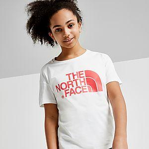 2f5d507ea The North Face Girls' Logo T-Shirt Junior