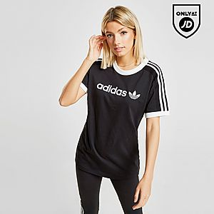 3fe5256dc51e2f adidas Originals 3-Stripes Linear T-Shirt