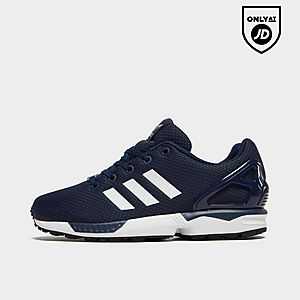 brand new 1bf1e 1b82e adidas Originals ZX Flux Junior