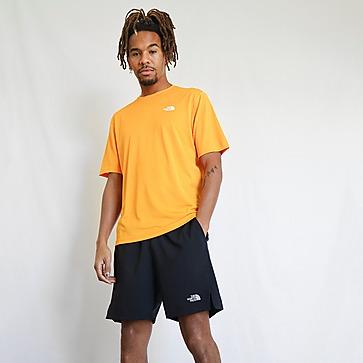 NWT Reebok Men/'s 24//7 Jersey Shorts Free Shipping