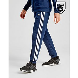 11ce73f2c adidas Badge of Sport 3-Stripes Fleece Joggers Junior ...