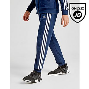 f01478f615964 adidas Badge of Sport 3-Stripes Fleece Joggers Junior ...