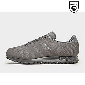 watch ed153 281e6 adidas Originals LA Trainer Woven ...