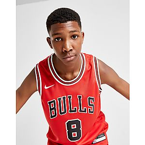 hot sale online 1a4b2 5bebd Nike NBA Lavine Chicago Bulls Jersey Junior ...