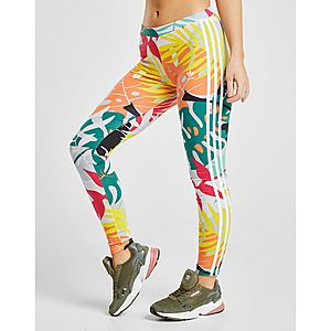 edcef3542e89b adidas Originals Tropical All Over Print Leggings adidas Originals Tropical  All Over Print Leggings