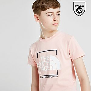 7c1603070 The North Face Easy Outline T-Shirt Junior