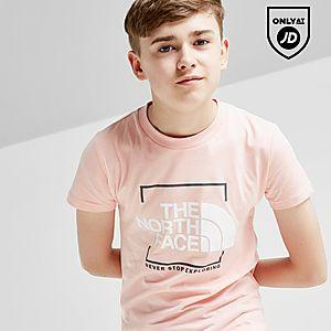 c5a1b724b Kids - The North Face T-Shirts & Polo Shirts | JD Sports