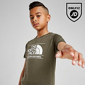 ac9b413a6 The North Face Easy Lines T-Shirt Junior