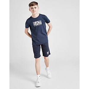 049a18a6bf09 Emporio Armani EA7 Training Visibility T-Shirt Junior ...