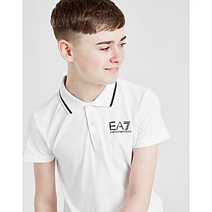eb2422ba Emporio Armani EA7 Core Polo Shirt Junior ...