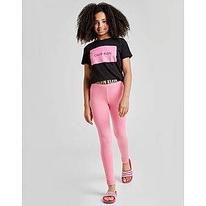 fefa354eeb625 Calvin Klein Girls' Leggings Junior Calvin Klein Girls' Leggings Junior
