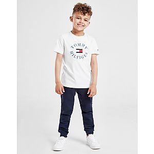 59b7f657ba0d ... Tommy Hilfiger Print Logo T-Shirt Children